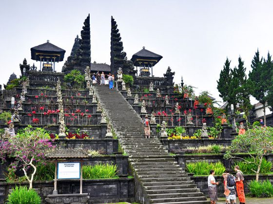 The Mother Temple of Besakih