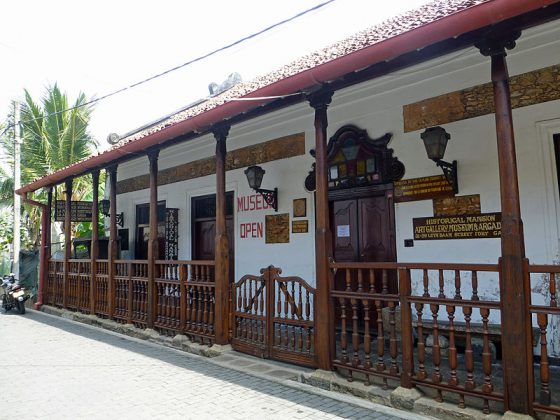 Galle : Historical Mansion Museum