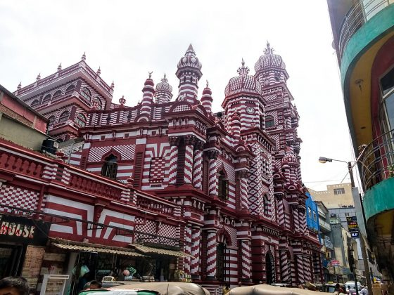 The Red Mosque