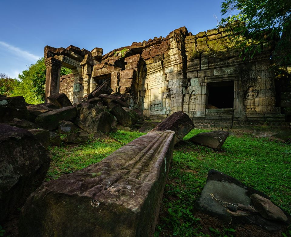 temples in cambodia, siem reap, angkor