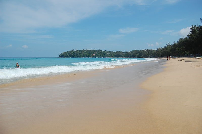 """Kata Beach   Image Credit: By edwin.11 (Kata Beach) [<a href=""""http://creativecommons.org/licenses/by/2.0"""">CC BY 2.0</a>], <a href=""""https://commons.wikimedia.org/wiki/File%3AKata_Beach_(5730360736).jpg"""">via Wikimedia Commons</a>"""