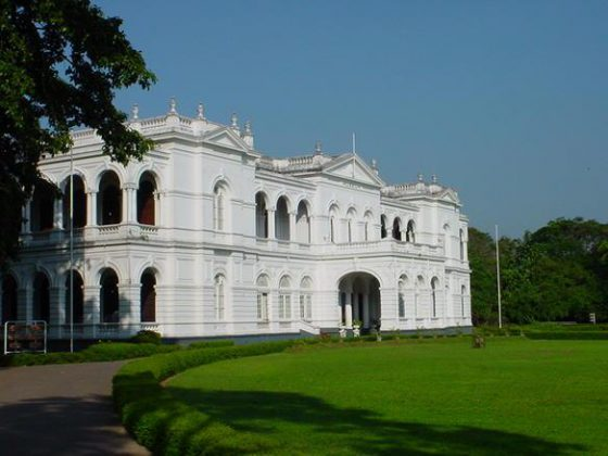 Colombo Museum   image Courtesy: By Annesley Rozairo ([1]) [CC BY-SA 1.0], via Wikimedia Commons