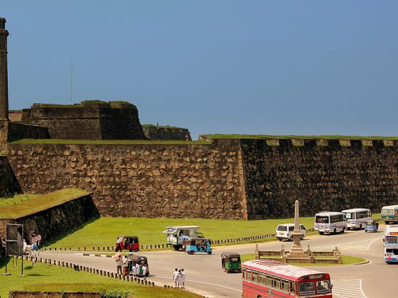 Galle Fort | Image Credit - calflier001, CC By SA 2.0 via Wikipedia Commons