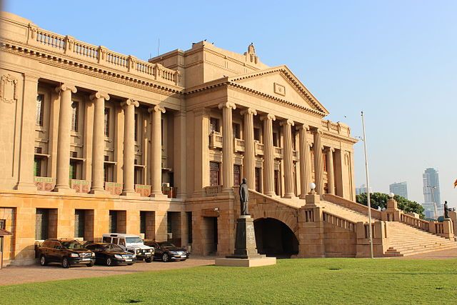 Old Parliament Building, Colombo Fort