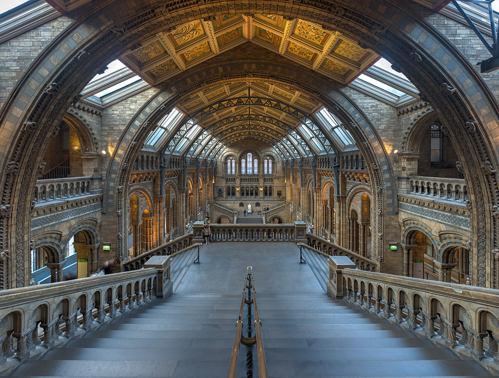 The Natural History Museum | Image Crdit - Diliff, CC BY-SA 3.0 via Wikipedia Commons