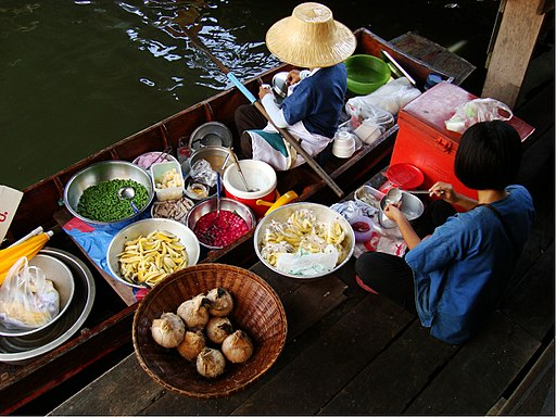 """Taling Chan Floating Market 