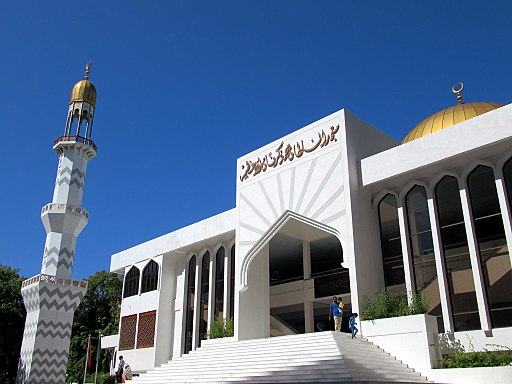 Grand Friday Mosque | image Credit: David Stanley from Nanaimo, Canada, Grand Friday Mosque (32913036916), CC BY 2.0