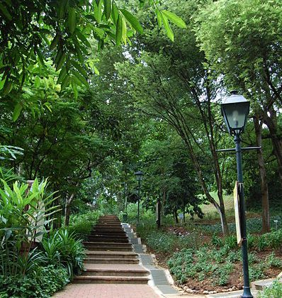 Fort Canning Park, Singapore | Image Credit - edwin.11, CC BY 2.0 Via Wikimedia Commons