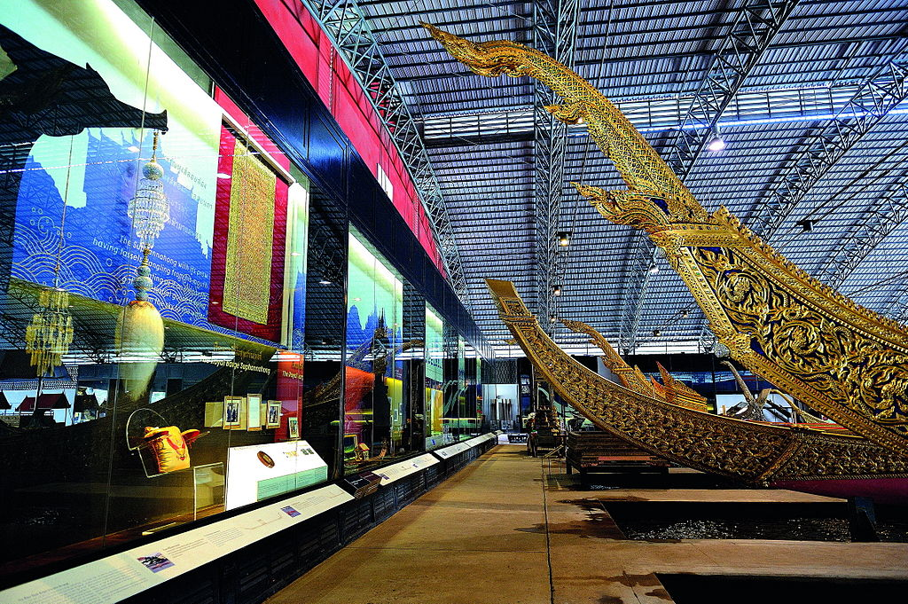 "Royal Barges Museum in Bangkok | Image Credit: Mr.Peerapong Prasutr, <a href=""https://commons.wikimedia.org/wiki/File:Bangkok_Royal_Barge_National_Museum_1.jpg"">Bangkok Royal Barge National Museum 1</a>, <a href=""https://creativecommons.org/licenses/by-sa/4.0/legalcode"" rel=""license"">CC BY-SA 4.0</a>"