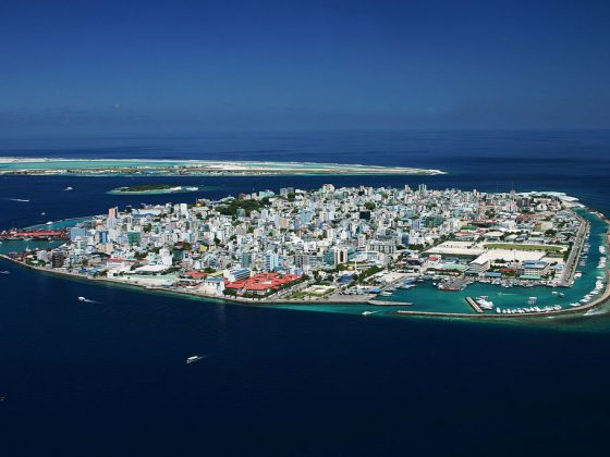 Male City | Image Credit: Shahee Ilyas, Male-total, CC BY-SA 3.0