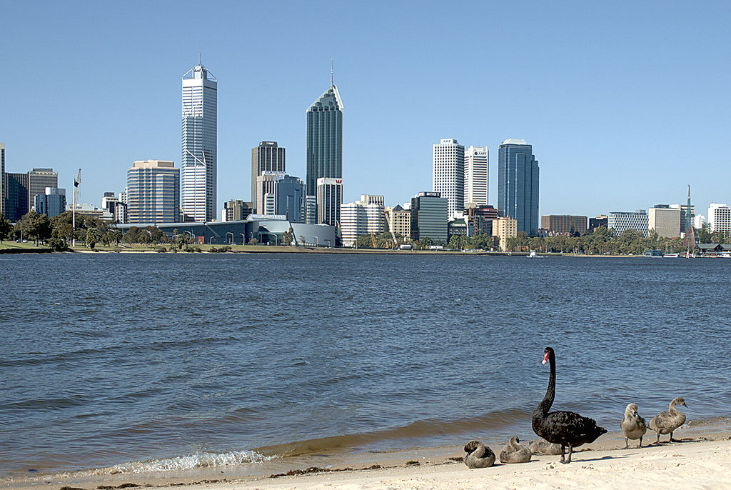 "Swan River, Perth | Image Credit: <a href=""https://commons.wikimedia.org/wiki/User:Nachoman-au"">Nachoman-au</a>, <a href=""https://commons.wikimedia.org/wiki/File:Swan_River,Perth,Western_Australia.jpg"">Swan River,Perth,Western Australia</a>, <a href=""https://creativecommons.org/licenses/by-sa/3.0/legalcode"" rel=""license"">CC BY-SA 3.0</a>"