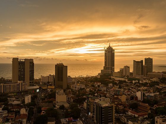 Colombo | Image Credit - Dronepicr, CC BY 3.0 Via Wikimedia Commons