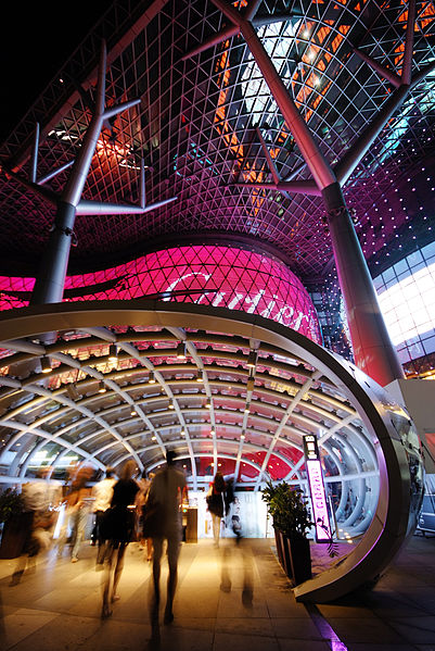 ION Orchard | Image Credit - William Cho, CC BY-SA 2.0 Via Wikimedia Commons