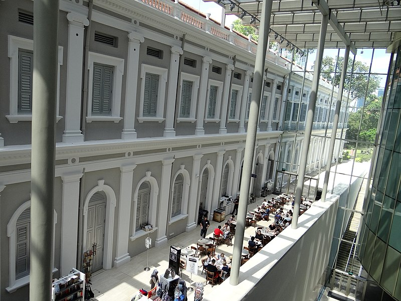 Singapore National Museum | Image Credit - Adam Jones from Kelowna, BC, Canada, CC BY-SA 2.0 Via Wikimedia Commons