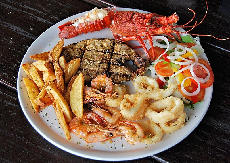 Food of Mozambique